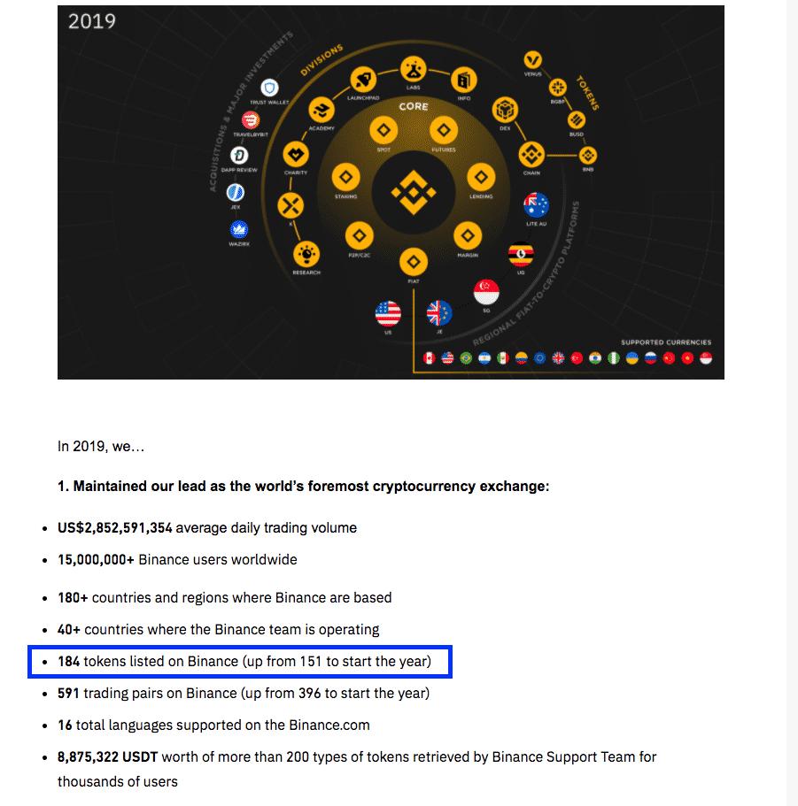 binance altcoin screenshot