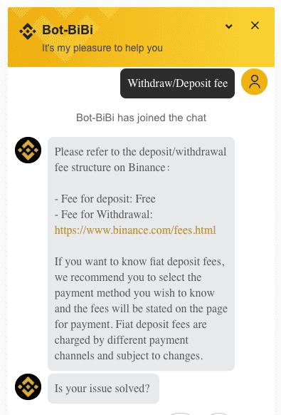 binance bot screenshot