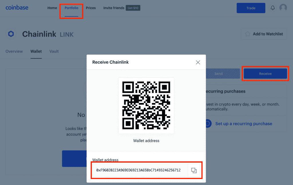 altcoin section screenshot coinbase