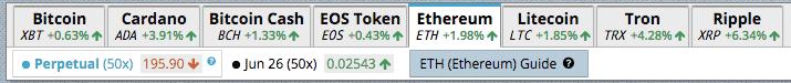 best exchange to short crypto bitmex coin list