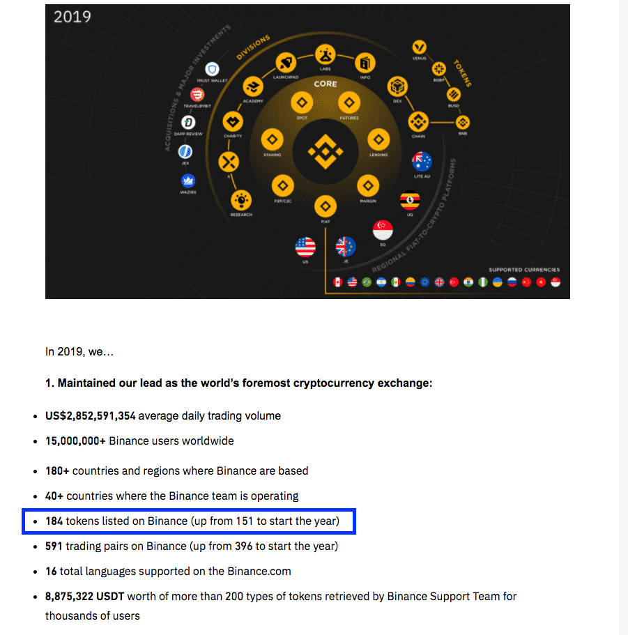 best place to buy altcoins binance coin page