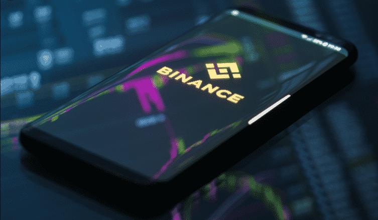 binance crypto trading app