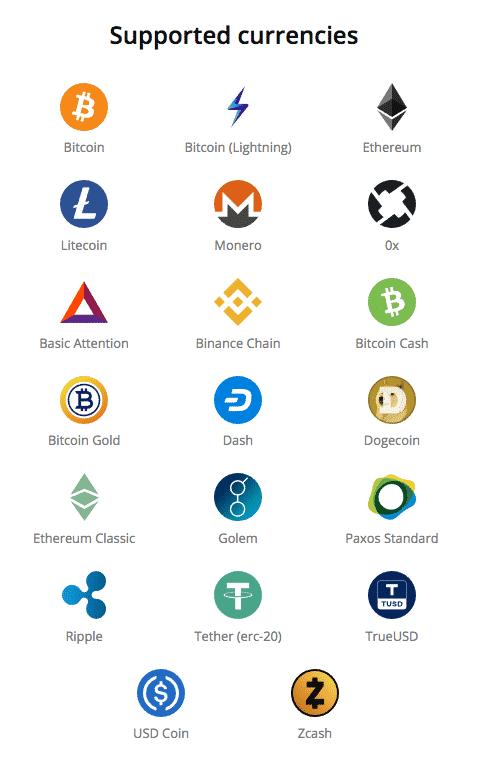cryptocurrencies on fixedfloat exchange