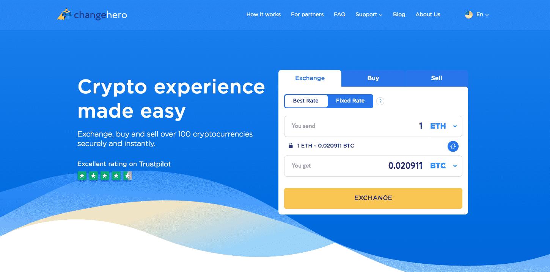 Crypto Exchange Comparison 2020