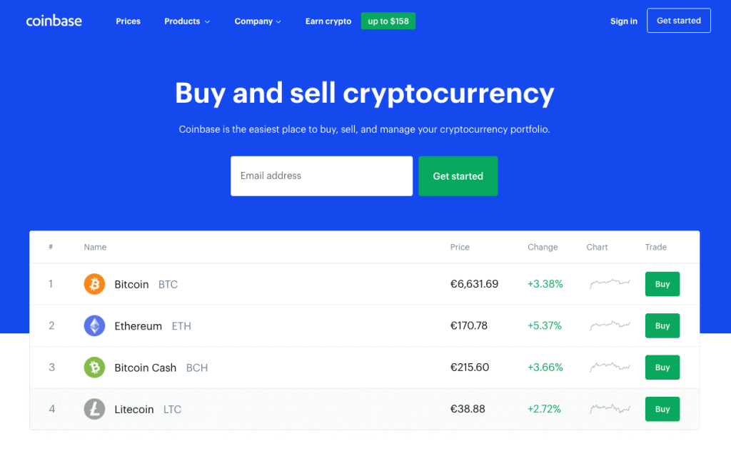 crypto trading for beginners on coinbase