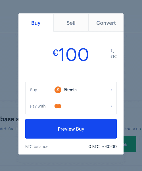 buy coins on coinbase