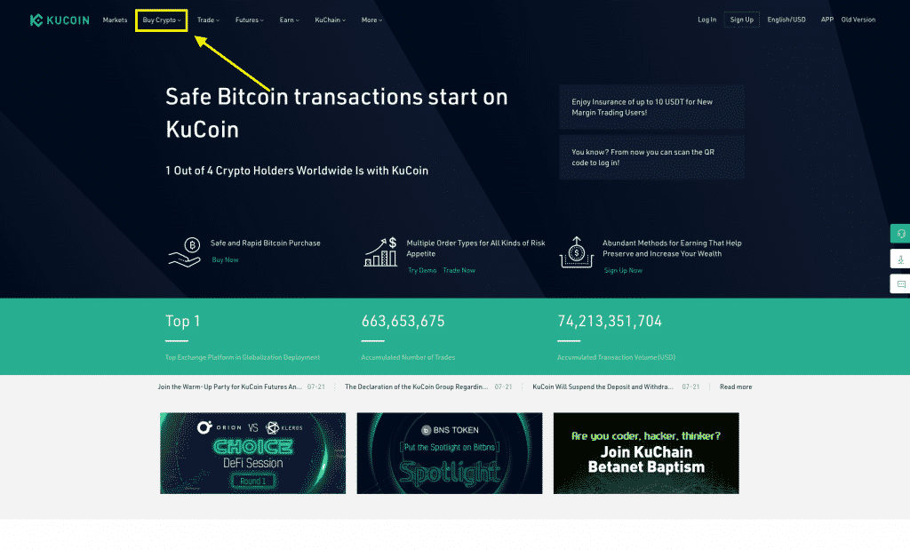 buy bitcoin on kucoin bitcoin broker
