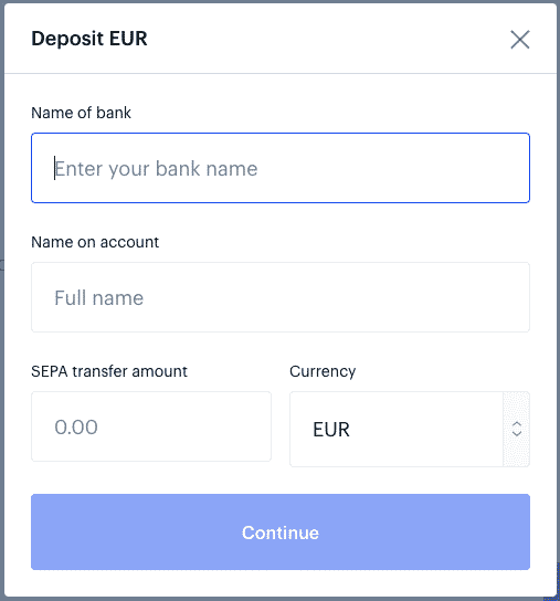 sell cryptocurrency for cash on coinbase