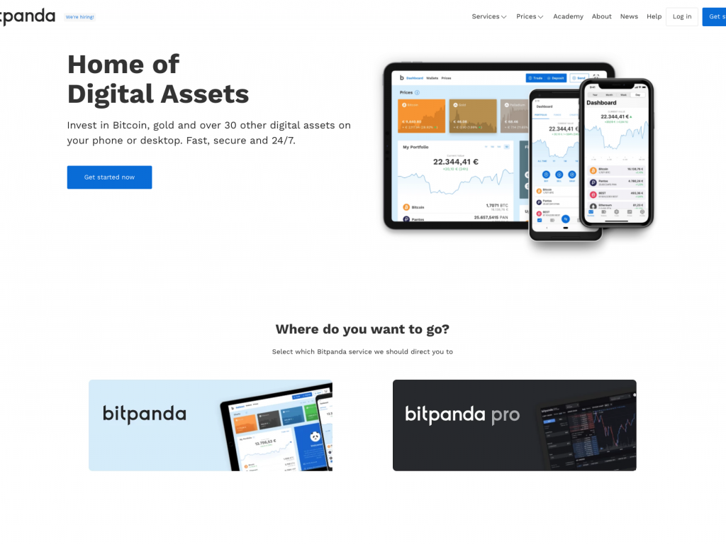 Bitcoin investment sites