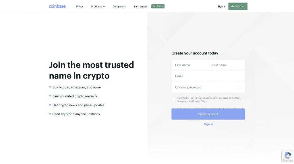 coinbase bitcoin broker