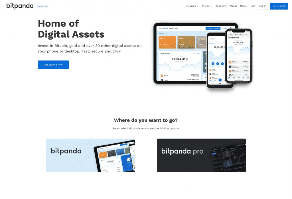 how to invest in cryptocurrency on bitpanda