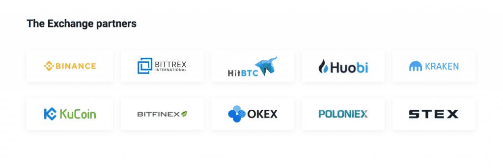 simpleswap exchange partners