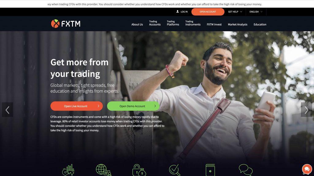 fxtm best crypto trading platform