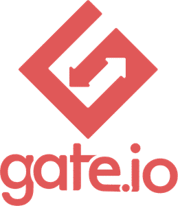 This image has an empty alt attribute; its file name is gate.io-logo.png