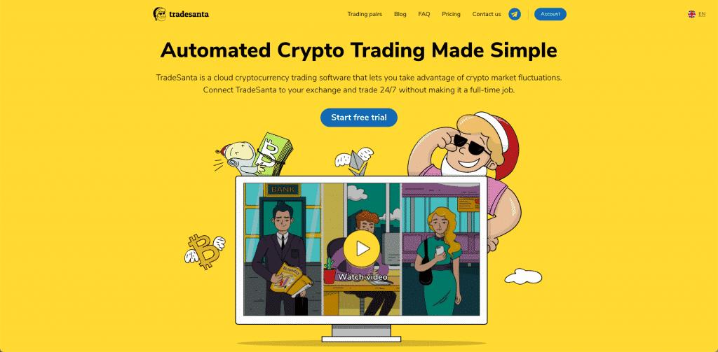 tradesanta automated trading bot