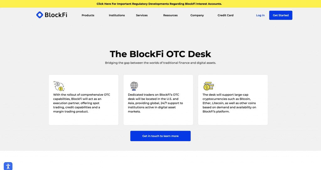 blockfi bitcoin otc broker